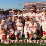 Lady Eagles cruise into Area round with sweep over Navasota