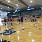 JH A Teams Sweep Lampasas at Lampasas
