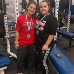 Montemayor and Teer place 2nd at Jarrell Power Lifting Meet