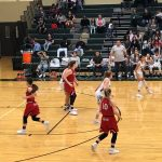 Lady Eagles Roll Through Taylor to Clinch a Playoff Spot