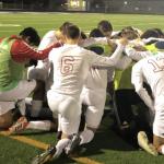Salado Eagles Men's Soccer breaks down Jarrell