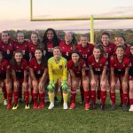 Lady Eagles Finish District with a Win