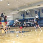 Volleyball Sweeps Snook