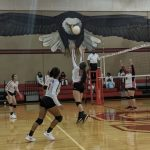 Lady Eagles Sweep Mexia