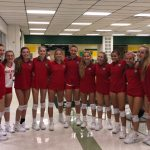 Varsity Volleyball Finishes 4-2 in Academy Tourney