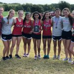 Lady Eagles Win Pro-Fit XC Meet