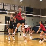 Salado Outlasts Cedar Creek