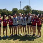 Lady Eagles XC WIN the Midway Invitational!