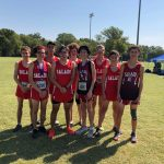 Boys XC Are Runners Up In Midway