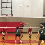 Lady Eagles Fall to Academy