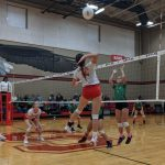 Lady Eagles Topple Burnet