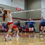 Lady Eagles Crush Lampasas