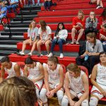 Lady Eagles Win Big Game Over Lady Cadets