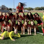 Lady Eagles Soccer Begins Against Copperas Cove 12/12/19