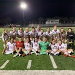 Lady Eagles Soccer goes undefeated in Salado Scrimmage Tournament