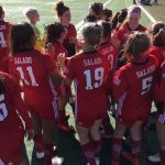 Win for Salado Lady Eagles Soccer