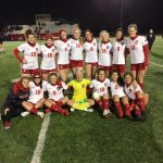 Lady Eagles Soccer takes 3rd in Midlothian Frostbite Tournament