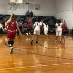 Lady Eagles Fly past Eastside 80-23