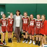 JV White Ends Season on a High Note