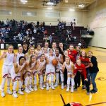 The Lady Eagles Are Regional Bound