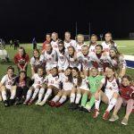 Salado Lady Eagles Soccer Team Defeats Lampasas