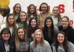 Salado Volleyball Named All-Academic By AVCA