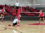Salado Volleyball Swept by Lorena