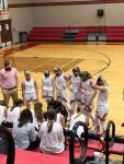 Lady Eagles win both games- Academy and La Grange