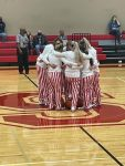 Lady Eagles fly past Taylor in district opener