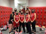 Lady Eagle Basketball dominates Lake Belton