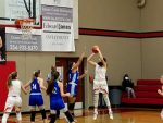Eagles get pass Lady Cougars 64-56