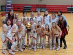 Lady Eagles are Bi-District Champs with a 81-14 win over Eastside