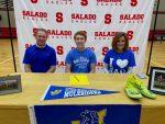 Logan Rickey Signs NLI to Run Cross Country/ Track at Southern Arkansas