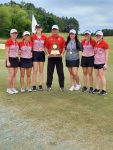 Girls Golf Wins Region 3