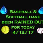 4/12 Rained out