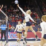 Former graduate Paige Whipple sets up success at Arizona
