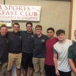 Congratulations to Alex Hulburt!!  SSBC Athlete of the week