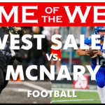 Game of the Week!!  BE THERE!!