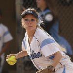 Granite Hills High School Varsity Softball beat Helix High School 11-0