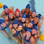 Granite Hills High School Girls Varsity Water Polo beat Mar Vista High School 15-3