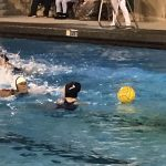 Girls Freshman Water Polo Novice beats Grossmont 12 – 4