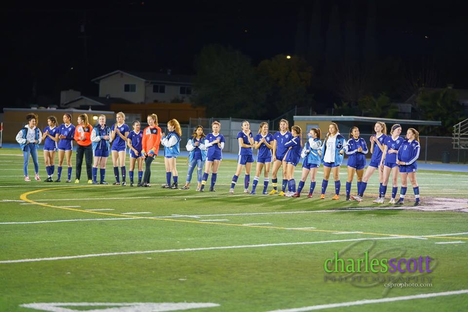Girls' Soccer Seeded #5 in Playoffs