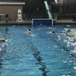 Girls Freshman Water Polo Novice beats Olympian 16 – 10