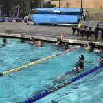 Girls Freshman Water Polo Novice beats Mt Miguel 14 – 1