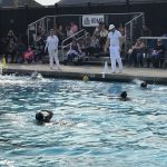 Girls Freshman Water Polo Novice beats Mater Dei Catholic 6 – 4