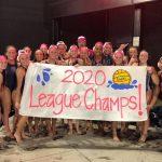 Congratulations Girls Water Polo-Grossmont Hills League Champions!!