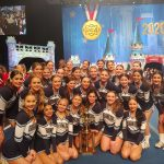 Congratulations Cheer Team -12th Place in the Nation