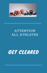 ATHLETE CLEARANCE