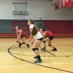Saint Stephens High School Girls Junior Varsity Volleyball beat Mooresville 2-0