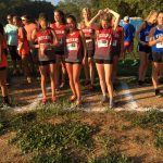 Saint Stephens High School Girls Varsity Cross Country finishes 11th place